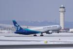 かずまっくすさんが、新千歳空港で撮影したアジア・アトランティック・エアラインズ 767-322/ERの航空フォト(写真)