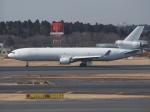 とりてつさんが、成田国際空港で撮影したウエスタン・グローバル・エアラインズ MD-11Fの航空フォト(写真)