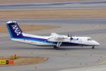yabyanさんが、中部国際空港で撮影したANAウイングス DHC-8-314Q Dash 8の航空フォト(写真)