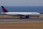 yabyanさんが、中部国際空港で撮影したデルタ航空 777-232/LRの航空フォト(飛行機 写真・画像)