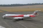 しょうせいさんが、鳥取空港で撮影したコリアエクスプレスエア ERJ-145EPの航空フォト(写真)