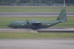 sumihan_2010さんが、シンガポール・チャンギ国際空港で撮影した大韓民国空軍 C-130J-30 Herculesの航空フォト(写真)