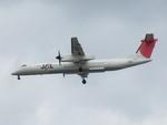 アイスコーヒーさんが、伊丹空港で撮影した日本エアコミューター DHC-8-402Q Dash 8の航空フォト(写真)