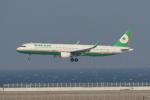 sumihan_2010さんが、関西国際空港で撮影したエバー航空 A321-211の航空フォト(写真)