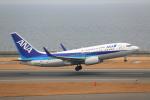 prado120さんが、中部国際空港で撮影した全日空 737-781の航空フォト(写真)