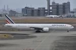 よしポンさんが、羽田空港で撮影したエールフランス航空 777-328/ERの航空フォト(写真)