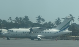 nairobi1971さんが、ザンジバル国際空港で撮影したTropical Air ATR 42-300Fの航空フォト(飛行機 写真・画像)