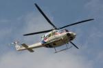 だいまる。さんが、岡南飛行場で撮影した国土交通省 地方整備局 412EPの航空フォト(写真)