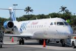 Echo-Kiloさんが、ダニエル・K・イノウエ国際空港で撮影したgo!モクレレ CL-600-2B19 Regional Jet CRJ-200ERの航空フォト(写真)
