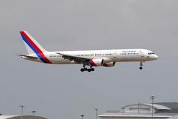 まいけるさんが、スワンナプーム国際空港で撮影したネパール航空 757-2F8Cの航空フォト(飛行機 写真・画像)