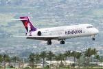 カフルイ空港 - Kafului Airport [OGG/PHOG]で撮影されたハワイアン航空 - Hawaiian Airlines [HA/HAL]の航空機写真