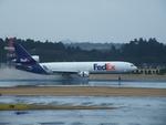 アイスコーヒーさんが、成田国際空港で撮影したフェデックス・エクスプレス MD-11Fの航空フォト(飛行機 写真・画像)