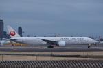Cスマイルさんが、成田国際空港で撮影した日本航空 777-346/ERの航空フォト(写真)