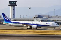 うらしまさんが、高松空港で撮影した全日空 787-9の航空フォト(写真)