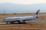 関西国際空港 - Kansai International Airport [KIX/RJBB]で撮影された中国東方航空 - China Eastern Airlines [MU/CES]の航空機写真