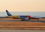 STAR ALLIANCE☆JA712Aさんが、神戸空港で撮影した全日空 777-281/ERの航空フォト(写真)