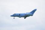kumagorouさんが、那覇空港で撮影した航空自衛隊 U-125A(Hawker 800)の航空フォト(飛行機 写真・画像)
