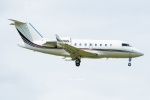 Photo : T.Nakanishiさんが、カフルイ空港で撮影したネットジェッツ・エイビエーション CL-600-2B16 Challenger 601-3Aの航空フォト(写真)