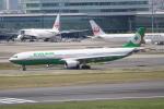 OMAさんが、羽田空港で撮影したエバー航空 A330-302の航空フォト(飛行機 写真・画像)