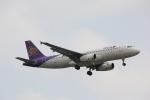 マスカットさんが、スワンナプーム国際空港で撮影したタイ・スマイル A320-232の航空フォト(写真)