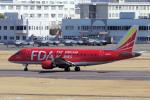 yabyanさんが、名古屋飛行場で撮影したフジドリームエアラインズ ERJ-170-100 (ERJ-170STD)の航空フォト(飛行機 写真・画像)