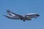 こむぎさんが、羽田空港で撮影したGama アビエーション 737-7GV BBJの航空フォト(写真)