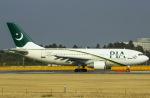なかよし号さんが、成田国際空港で撮影したパキスタン国際航空 A310-325/ETの航空フォト(写真)