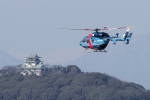 yabyanさんが、名古屋飛行場で撮影した茨城県警察 BK117C-1の航空フォト(写真)
