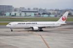 kumagorouさんが、伊丹空港で撮影した日本航空 767-346/ERの航空フォト(飛行機 写真・画像)