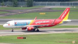 航空フォト:VN-A686 ベトジェットエア A320