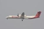 Kilo Indiaさんが、チャトラパティー・シヴァージー国際空港で撮影したスパイスジェット DHC-8-402Q Dash 8の航空フォト(写真)