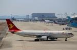 関西国際空港 - Kansai International Airport [KIX/RJBB]で撮影された天津航空 - Tianjin Airlines [GS/GCR]の航空機写真