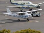 sp3混成軌道さんが、岡南飛行場で撮影したジャプコン 172S Turbo Skyhawk JT-Aの航空フォト(写真)