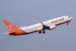 yabyanさんが、中部国際空港で撮影したチェジュ航空 737-86Jの航空フォト(飛行機 写真・画像)