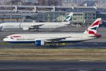 Scotchさんが、羽田空港で撮影したブリティッシュ・エアウェイズ 777-236/ERの航空フォト(写真)