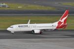 たっしーさんが、シドニー国際空港で撮影したジェットコネクト 737-838の航空フォト(写真)