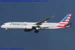 Chofu Spotter Ariaさんが、成田国際空港で撮影したアメリカン航空 787-9の航空フォト(飛行機 写真・画像)