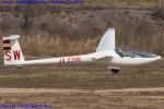 Chofu Spotter Ariaさんが、板倉滑空場で撮影した日本個人所有 DG-300/303の航空フォト(飛行機 写真・画像)