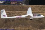 Chofu Spotter Ariaさんが、板倉滑空場で撮影した日本個人所有 LS4の航空フォト(飛行機 写真・画像)