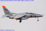 Chofu Spotter Ariaさんが、茨城空港で撮影した航空自衛隊 T-4の航空フォト(写真)