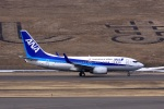 ドリさんが、福島空港で撮影した全日空 737-781の航空フォト(写真)