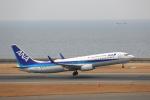prado120さんが、中部国際空港で撮影した全日空 737-881の航空フォト(写真)