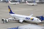 prado120さんが、中部国際空港で撮影したスカイマーク 737-82Yの航空フォト(写真)