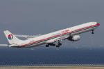 yabyanさんが、中部国際空港で撮影した中国東方航空 A340-642の航空フォト(写真)