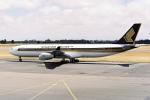TRAVAIRさんが、クライストチャーチ国際空港で撮影したシンガポール航空 A340-313Xの航空フォト(写真)
