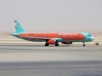 cornicheさんが、キング・ハーリド国際空港で撮影したウインドローズ・エアラインズ A321-231の航空フォト(飛行機 写真・画像)