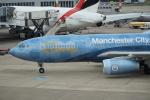みっちゃんさんが、デュッセルドルフ国際空港で撮影したエティハド航空 A330-243の航空フォト(写真)