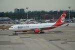 みっちゃんさんが、デュッセルドルフ国際空港で撮影したエア・ベルリン A330-223の航空フォト(写真)