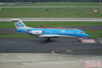 みっちゃんさんが、デュッセルドルフ国際空港で撮影したKLMシティホッパー 70の航空フォト(写真)