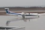 職業旅人さんが、新潟空港で撮影したANAウイングス DHC-8-402Q Dash 8の航空フォト(写真)